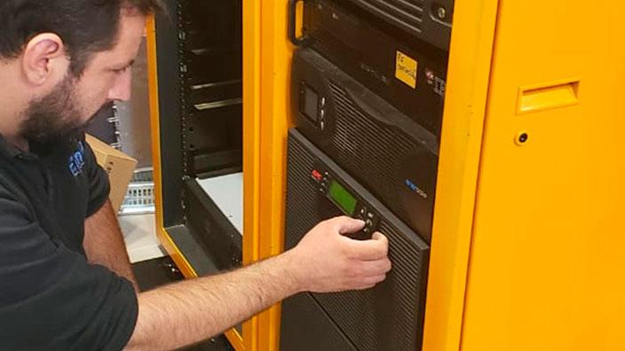 Respaldo energético con una mantención apropiada, asegura la operatividad de sus equipos