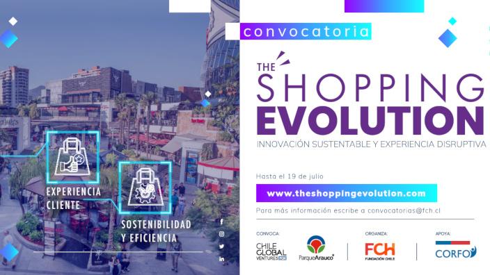 Convocatoria busca acercar el mall del futuro mediante innovaciones disruptivas implementadas por startups