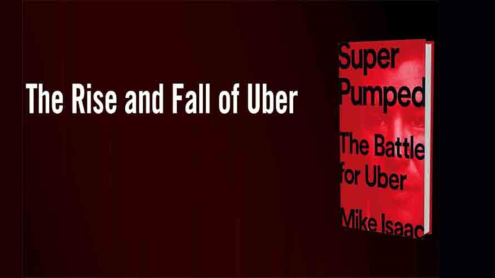 Libro: Super Pumped: The Battle for Uber