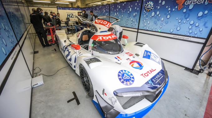 Michelin en las primeras 24 Horas de Le Mans Virtuales en la historia