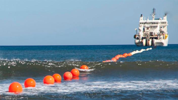 NEC construirá cable submarino de Asia Pacífico