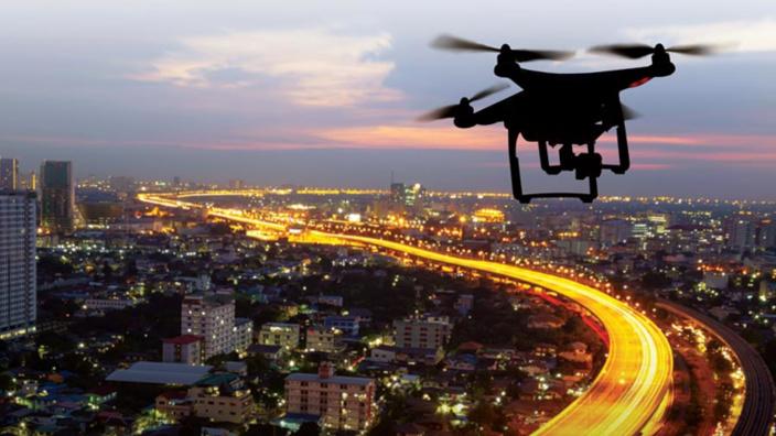 Consejo Regional aprueba proyecto de televigilancia móvil con drones