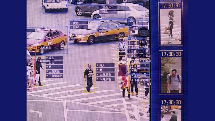 Cómo China usa el reconocimiento facial para controlar el comportamiento humano