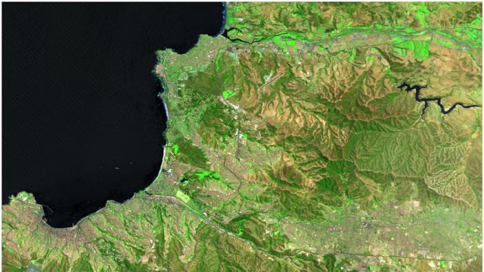 Proyecto de monitoreo satelital terrestre y marítimo para Chile
