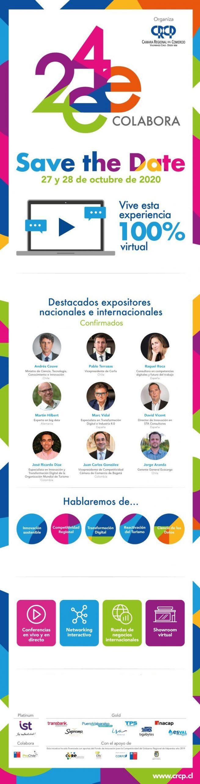 CRCP - 24 Encuentro Empresarial Colabora