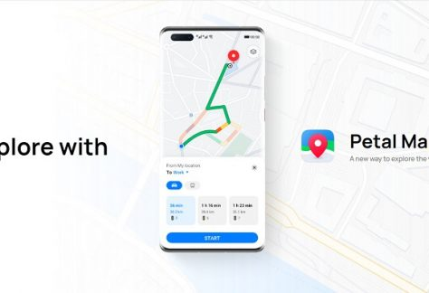 Huawei lanza Petal Maps, su propio Google Maps con control gestual incluido