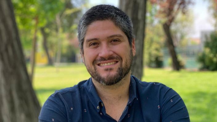 Nicolás Morales, CEO y fundador de Trabajo con Sentido.