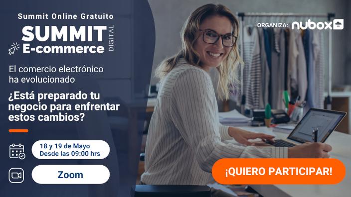 Summit de E-commerce entregará las claves del comercio electrónico en Chile para emprendedores