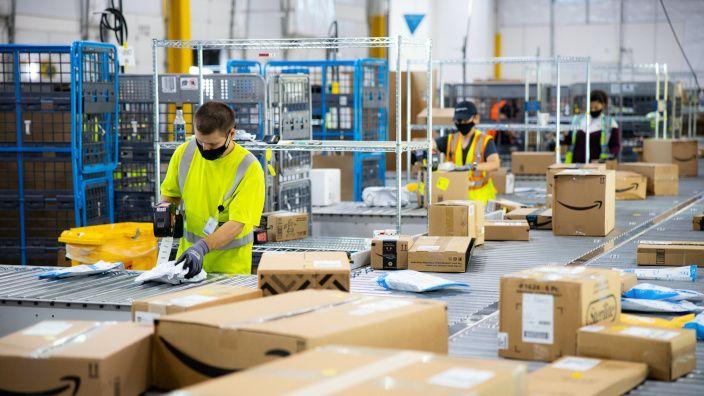 Amazon.com ofrece despacho gratuito a Chile en millones de productos