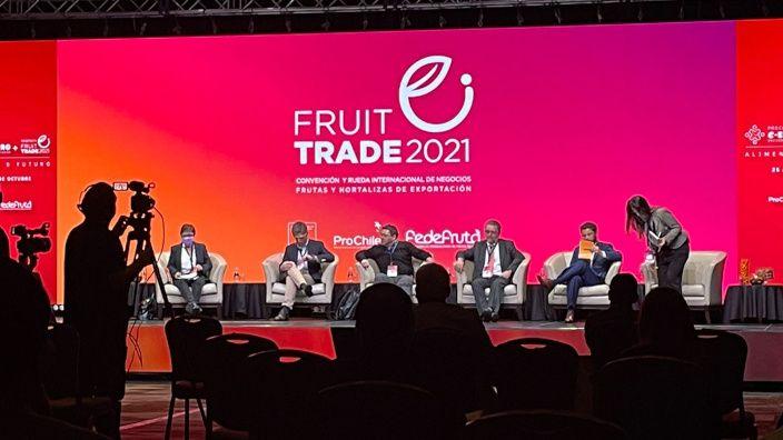 Fruittrade 2021: oportunidades en Asia, crisis hídrica y cambio climático