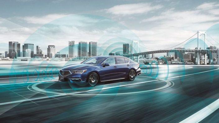 Honda lanza el primer vehículo a nivel mundial de conducción autónoma nivel 3