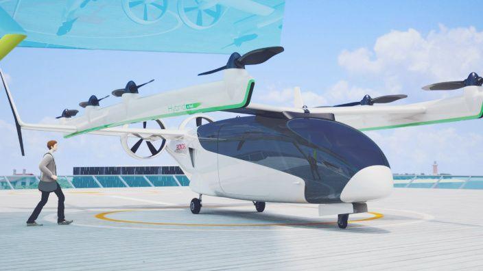 Honda fabricará autos voladores, cohete y robots