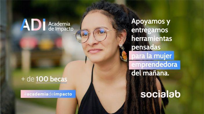 Socialab entregará 50 becas de formación a mujeres emprendedoras de todo Chile