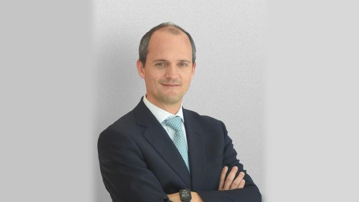 Antonio Ureta, CEO de Teamcore para la región Latam.