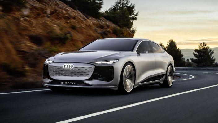 Audi A6 e-tron, ofrece autonomía que alcanza los 700 km